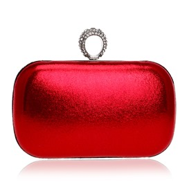 Ericdress Plain Women Mini Clutch