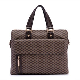 Ericdress Geometric Pattern Men's Bag