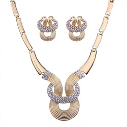 Ericdress Alloy Diamante Jewelry Set for Women