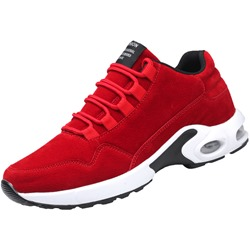 Ericdress Solid Round Toe Plain Mens Athletic Shoes