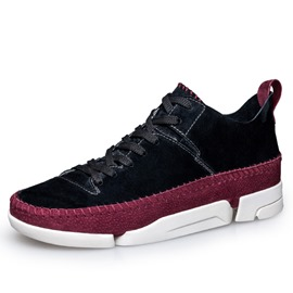 Ericdress All Match Lace-Up Men's Athletic Shoes
