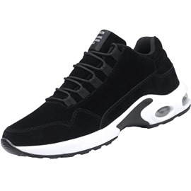 Ericdress Solid Round Toe Plain Men's Athletic Shoes