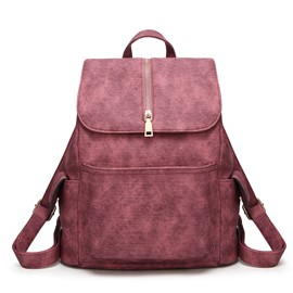 Ericdress Soft PU Women Backpack