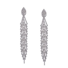 Ericdress Diamante Alloy Wedding Earring for Women