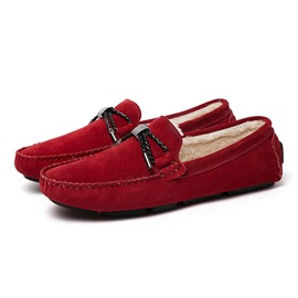 Ericdress Bowknot Decorated Slip-On Men's Loafers