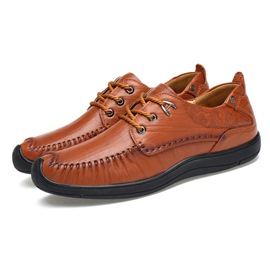 Ericdress Popular Plain Round Toe Men's Casual Shoes
