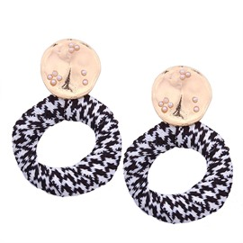 Ericdress Vintage All Match Earring for Women