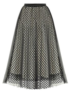 Ericdress Mesh Women's Skirt