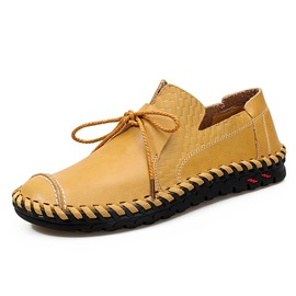 Ericdress Concise Round Toe Slip-On Men's Casual Shoes