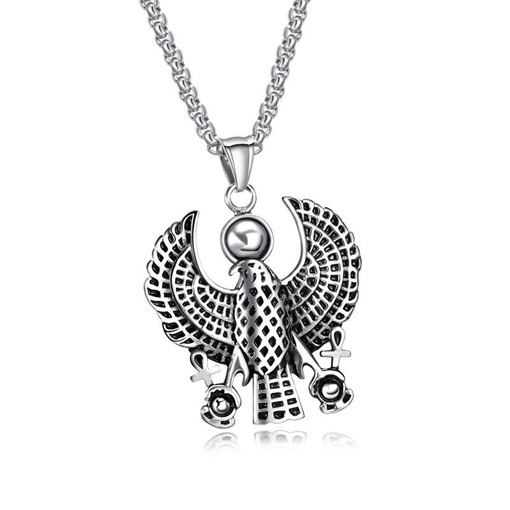 Ericdress Best Seller Eagle Pendant Men's Necklace