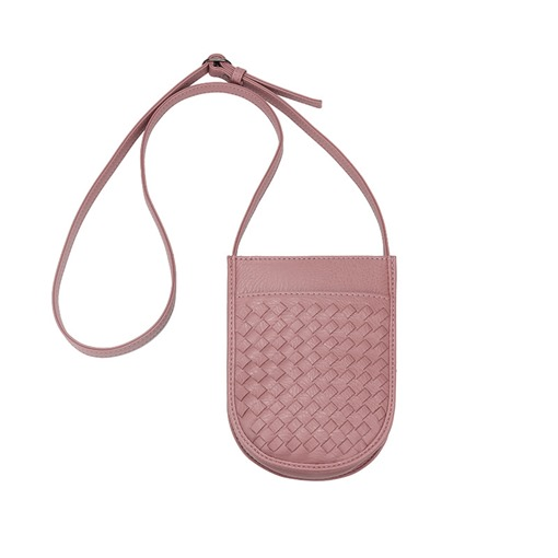 Ericdress Concise Knitted Pattern Crossbody Bag