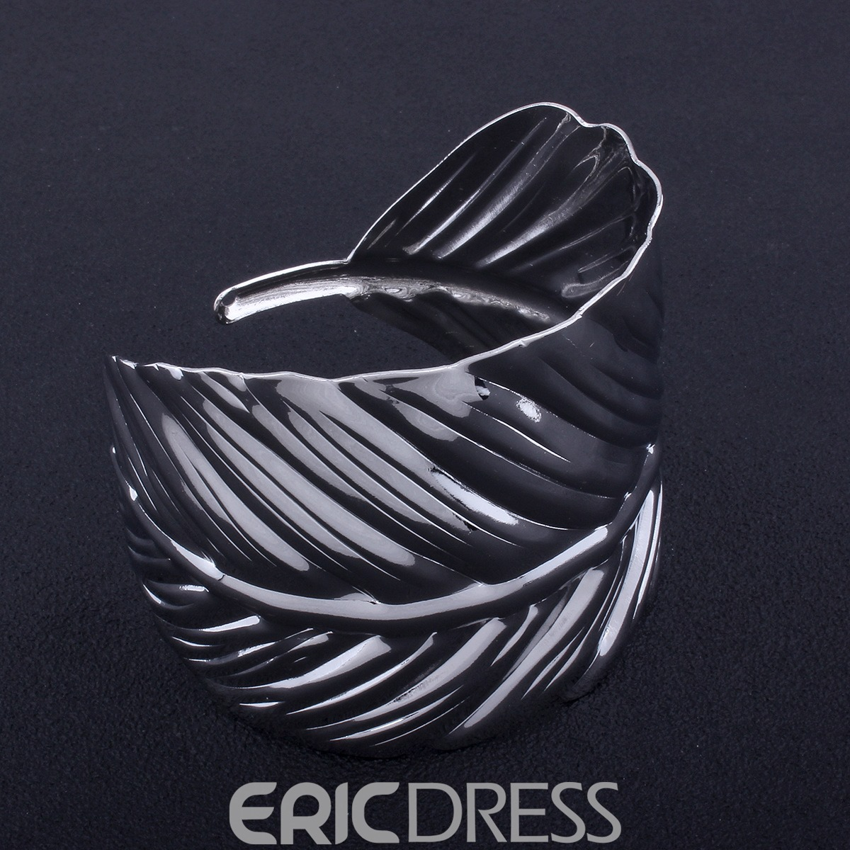 Ericdress Leaf Alloy Fashion Bracelet