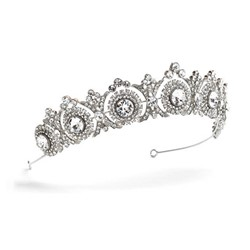 Ericdress Crown Rhinestone Wedding Hair Accessories