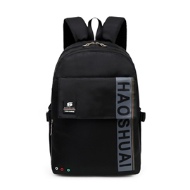 Ericdress Casual Letter Pattern Backpack