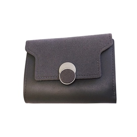 Ericdress Color Block Women Mini Wallet