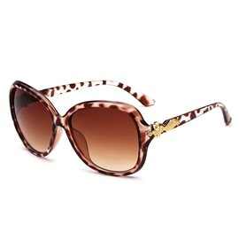 Ericdress Stylish Leapord Printed Women's Sunglass