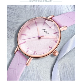 Ericdress Best Selling Round Dial Quartz Watch for Women