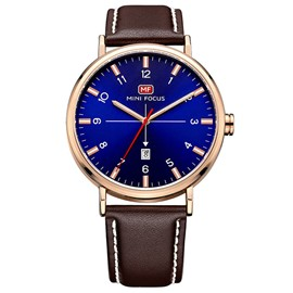 Ericdress Colorful Dial 3ATM Waterproof Watch for Men