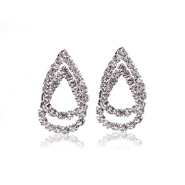 Ericdress Diamante Women's Earring