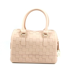 Ericdress Solid Color Knitted Women Handbag
