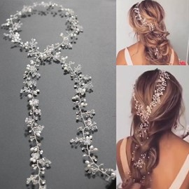 Ericdress Luxurious Diamante Bridal Hair Accessories for Wedding