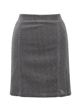 Mottled Mid-Waist Bodycon Women's Mini Skirt