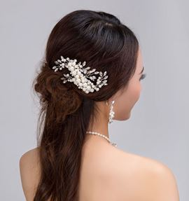 Ericdress Graceful Imitation Pearl Handmade Hair Accessories