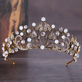 Ericdress Vintage Alloy Rhinestone Wedding Hair Accessories