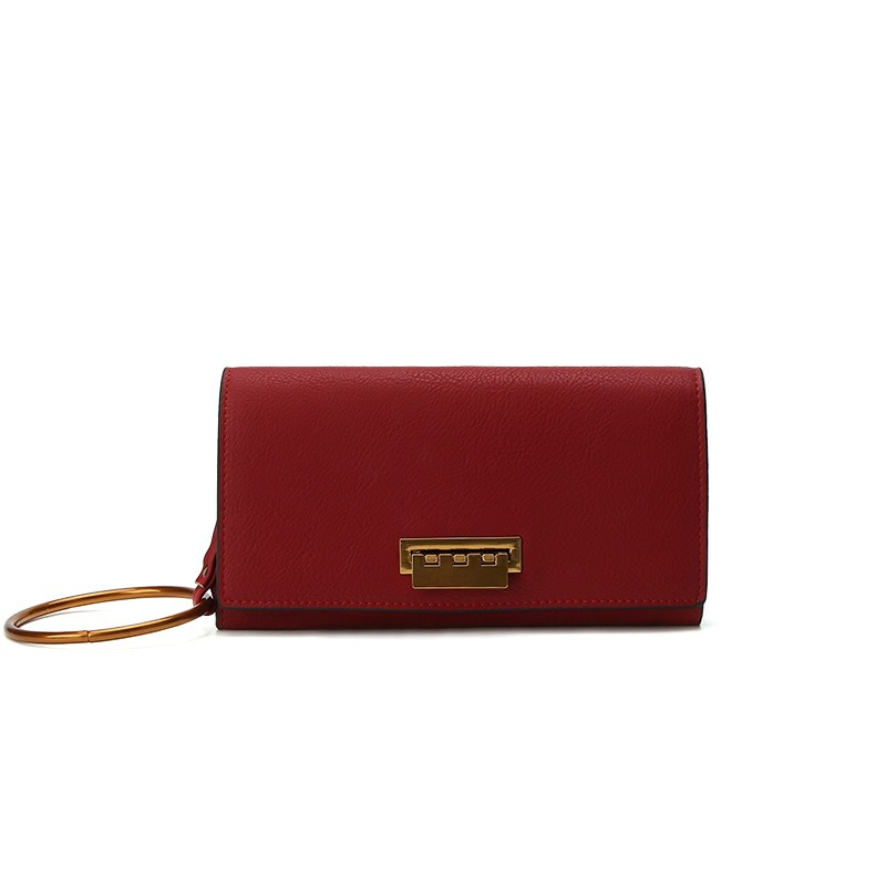 Ericdress Simple Plain Women Wallet