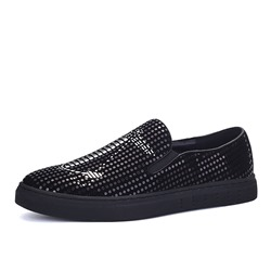 Ericdress Comfy Sequin Slip-On Mens Casual Shoes