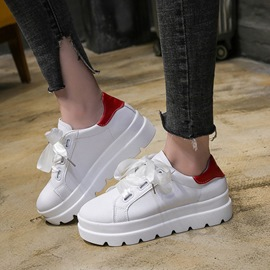 Ericdress Color Block Platform Round Toe Women's Sneakers