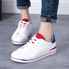 Ericdress Comfy Round Toe Lace-Up Women's Sneakers