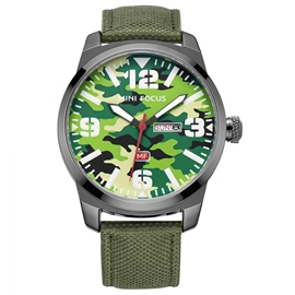 Ericdress JYY Camouflage Printed Case Men's Watch