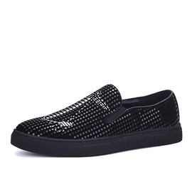 Ericdress Comfy Sequin Slip-On Men's Casual Shoes