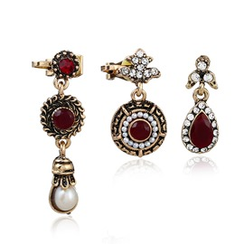 Ericdress Best Seller Diamante Fashionable Earring
