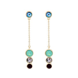 Ericdress Concise Drop Earring for Women