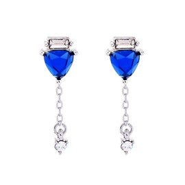 Ericdress Graceful Diamante Drop Earring for Women