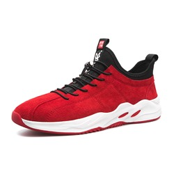 Ericdress All Match Concise Lace-Up Mens Athletic Shoes ericdress