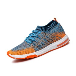 Ericdress Comfy All Match Color Block Mens Athletic Shoes