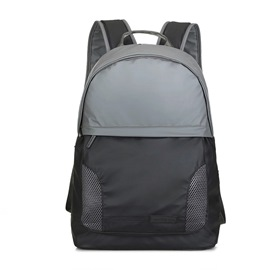 Ericdress Casual Color Block Nylon Backpack