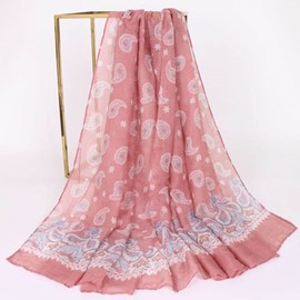 Ericdress New Style Voile Cozy Scarf