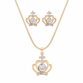 Ericdress Classic Crown Jewelry Set for Wedding