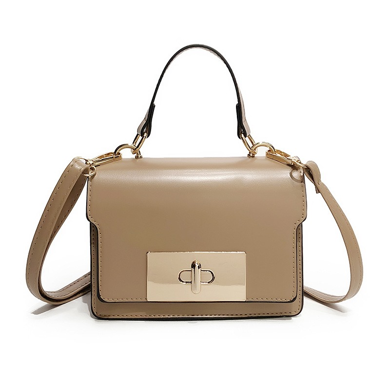 Ericdress Casual Plain Color Latch Women Handbag