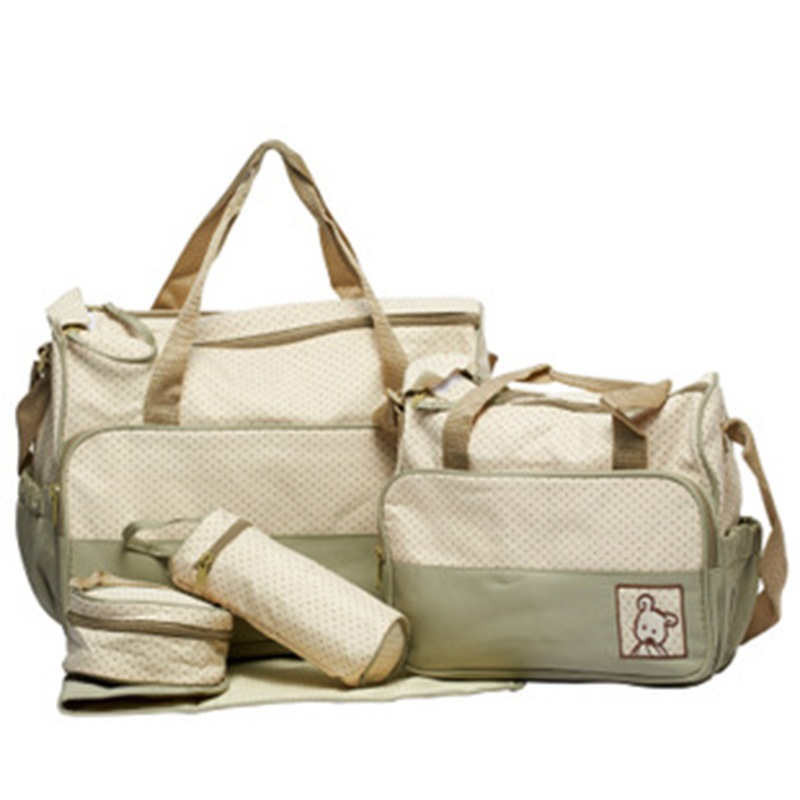 Ericdress Casual Polka Dots Prinst Women Handbag