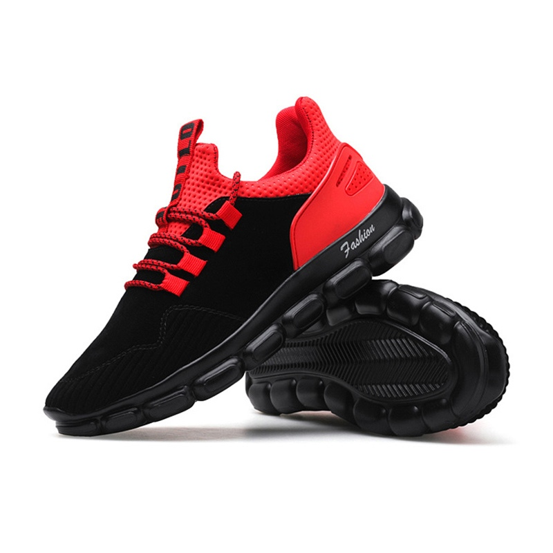 Round Toe Patchwork Men's Athletic Shoes sale for cheap cheap buy zMVKMIOc