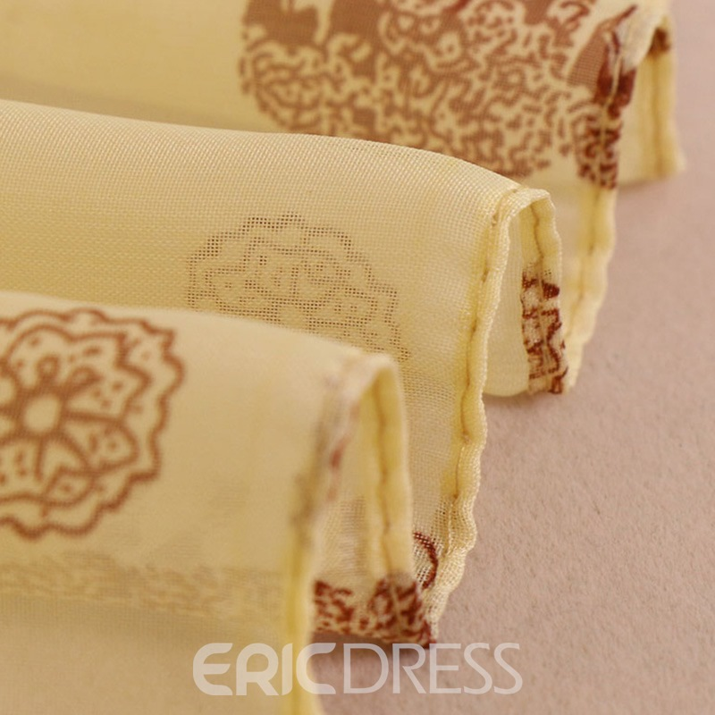 Ericdress New Style Printed Long Scarf for Women