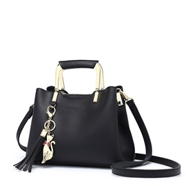 Ericdress Exquisite Pendant Plain Women Handbag
