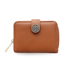 Ericdress Causal Plain Short Type PU Wallet