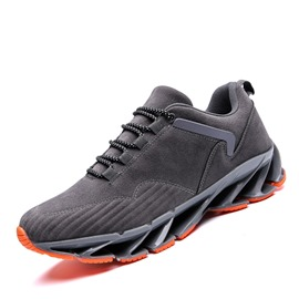 Ericdress Cushioning Plain Round Toe Men's Athletic Shoes