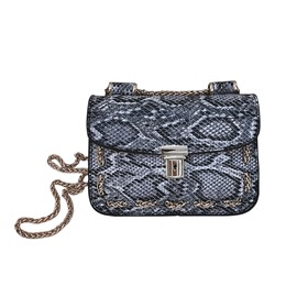 Ericdress Personality Snakeskin Pattern Crossbody Bag